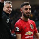 Menjadi Kapten Man Utd, Apa Kata Bruno Fernandes?